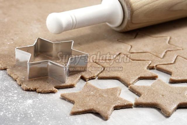 печенье рецепт