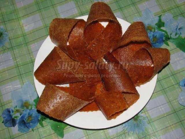 пастила из яблок: популярные рецепты с фото.
