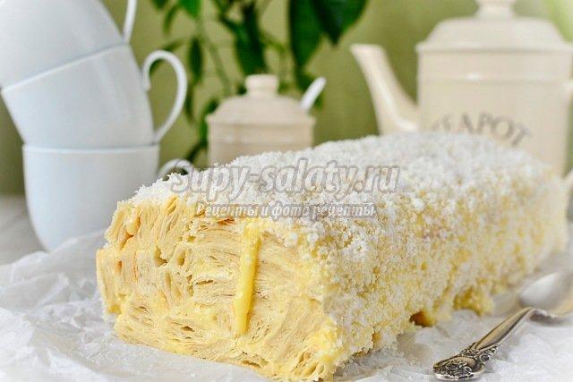 Торт раффаэло