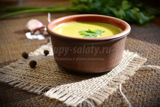 крем суп с крокетами из брокколи рецепты