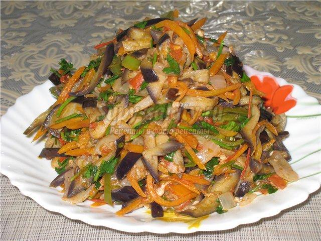 Закуски: новогодние рецепты из морепродуктов