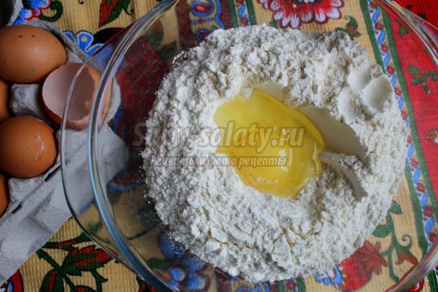 Рецепт домашних пельменей с фаршем пошаговым