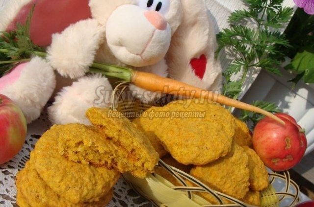 Кукурузное печенье - вкусно и полезно