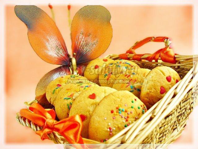 Песочное печенье на маргарине. Как приготовить?