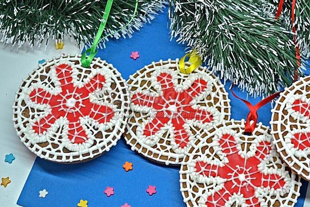 Песочное печенье с какао и пряностями