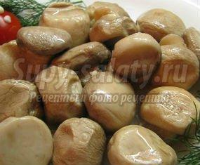 Маринованные грибы на зиму. Отличные варианты с фото.