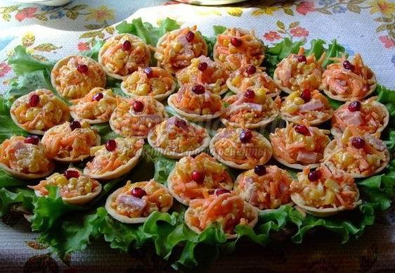 Горячие праздничные блюда на день рождения рецепты пошагово