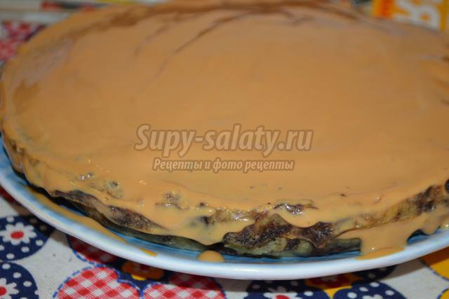 Торт с безе рецепт с пошаговым