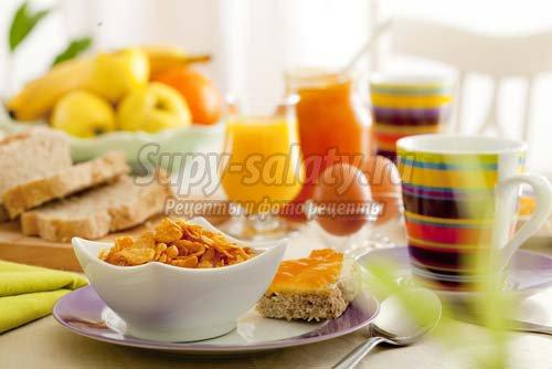 Диетический завтрак: что приготовить?