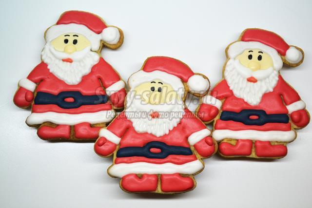 Печенье Дед Мороз