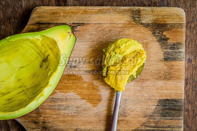 Крем-мусс из авокадо