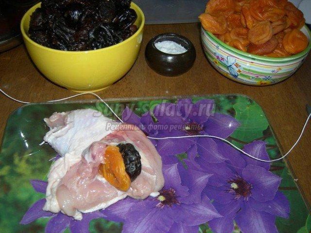 Рулетики с черносливом. Отличные рецепты из мяса