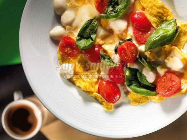 блюда из яиц. Лучшие рецепты с фото
