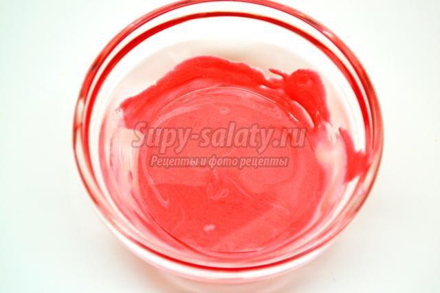 печенье-валентинки с глазурью ко Дню влюбленных