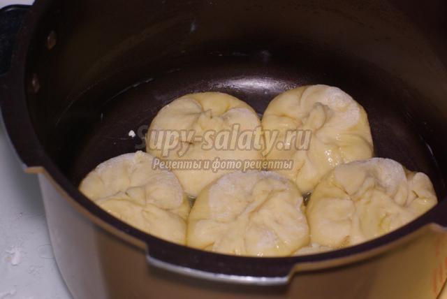 рецепт с яблочным вареньем в мультиварке