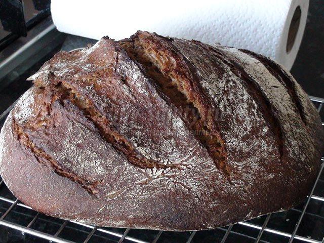 Выпечка хлеба на закваске. Отличные рецепты