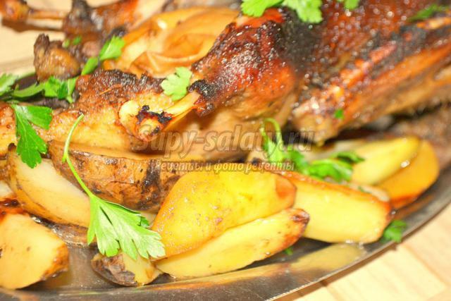 Необычные рецепты блюд из курицы