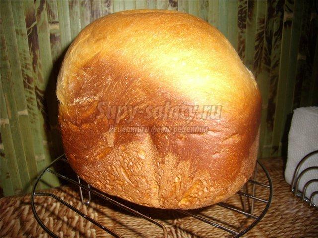 Выпечка домашнего хлеба: рецепты для хлебопечки