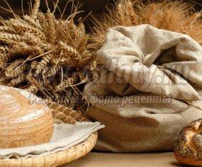 Выпечка бездрожжевого хлеба