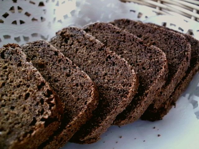Ржаной хлеб в хлебопечке: лучшие рецепты с фото