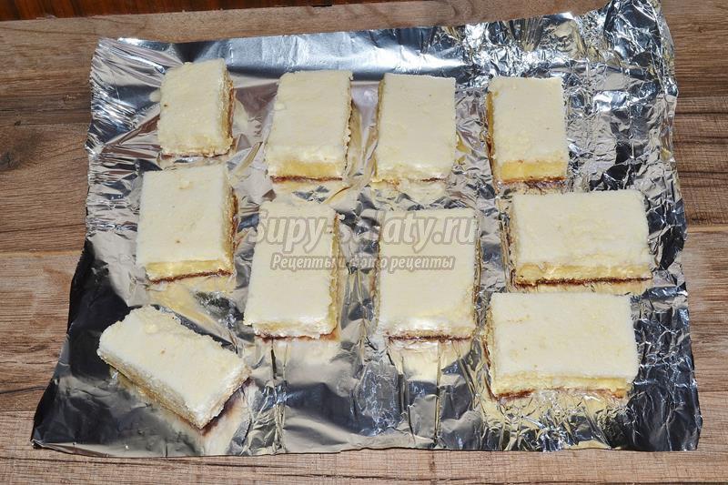 пирожное с суфле