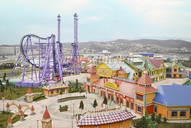 «Сочи-Парк» приглашает в мир приключений