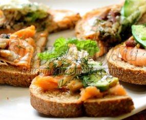 Бутерброды с авокадо. Оригинальные рецепты с фото