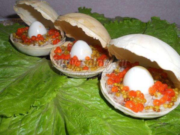 Рецепты закусок на праздничный стол с фото