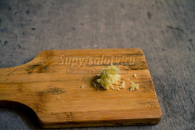 майонез домашний с чесноком