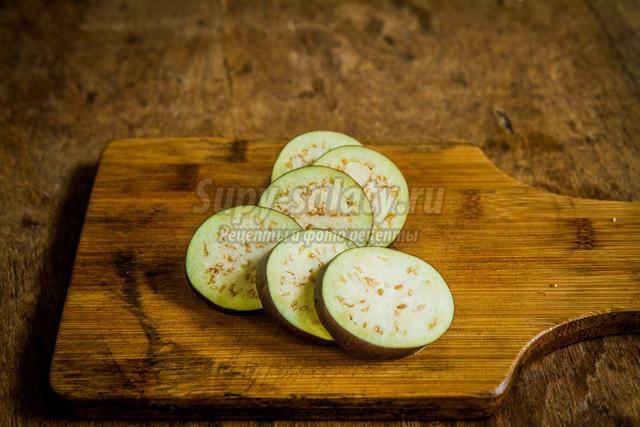 канапе овощные с сыром