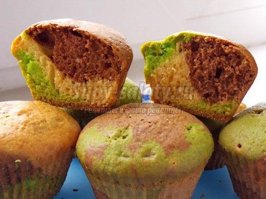 Кексы: простые рецепты на Пасху