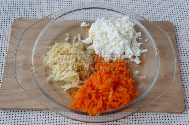 салат со шпротами. Любимый
