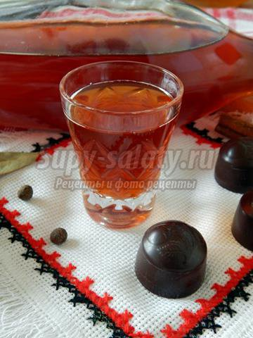 Рецепт домашнего коньяка из спирта дуб