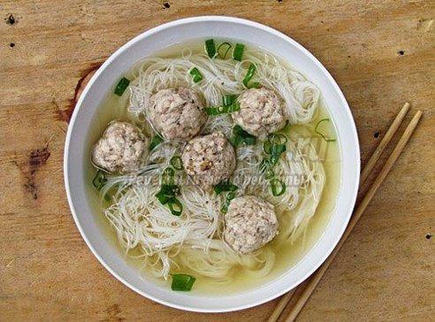 Как варить суп с фрикадельками: лучшие рецепты