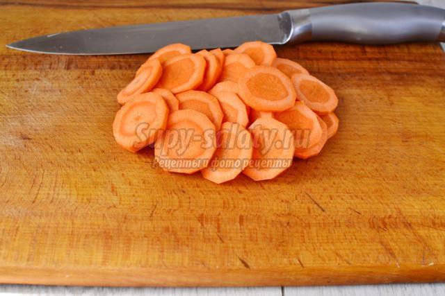 куриные сердечка с картошкой в мультиварке
