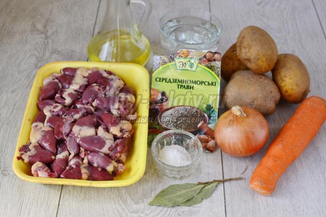 рецепт тушения картошки в мультиварке редмонд с мясом