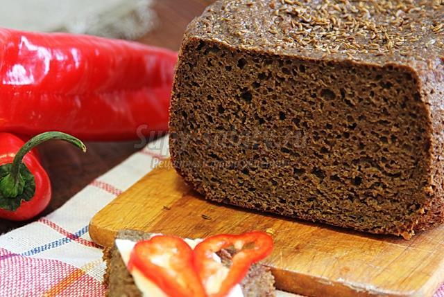 рецепты хлеба для выпечки в хлебопечке