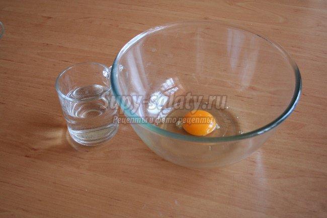 Рецепт штруделя с вишней