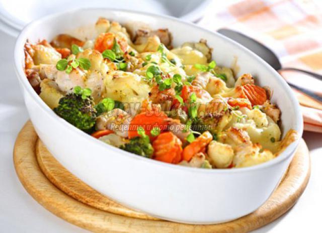 постные блюда на каждый день: лучшие рецепты