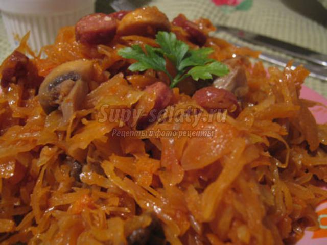 Рецепты домашней колбасы с фото