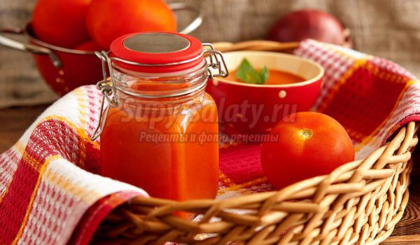 рецепт аджики из помидоров: ТОП-10 с фото