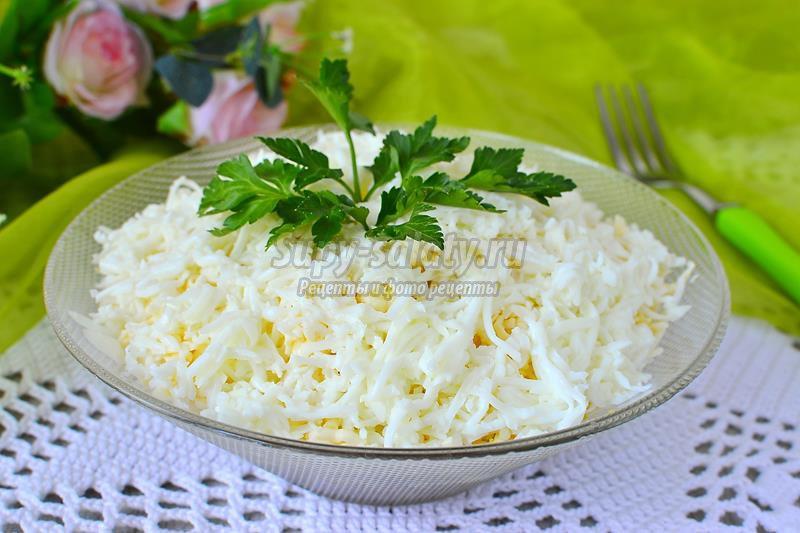 Мужской каприз салат рецепт с с копченой курицей
