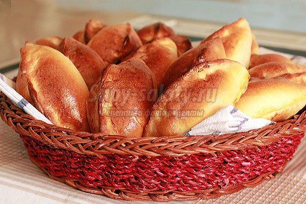 Сладкие пирожки: рецепты для хозяюшек
