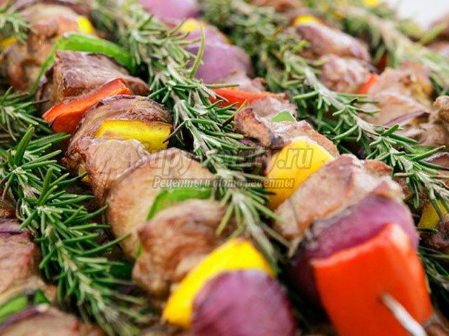 шашлык из баранины: лучшие рецепты с фото