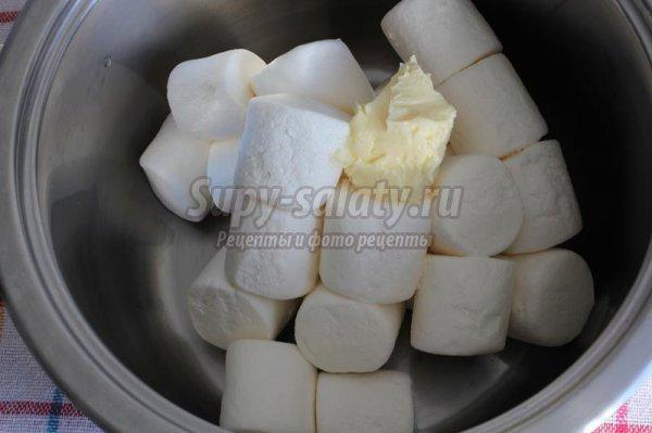 Сахарная мастика своими руками