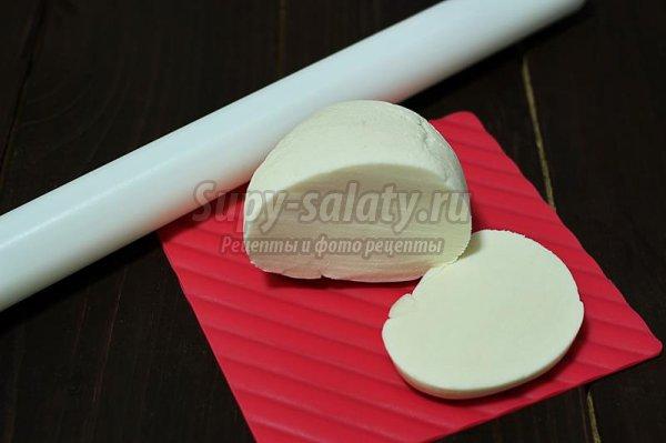 Сахарная мастика своими руками рецепт с