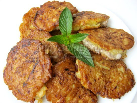 оладьи из кабачков: популярные рецепты с фото