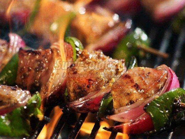 Как замариновать сочный шашлык из свинины: популярные рецепты с фото