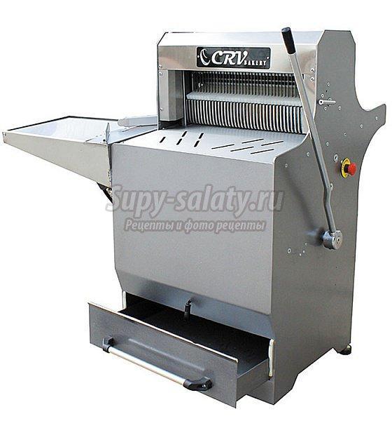 Хлеборезательная машина: предназначение и преимущества