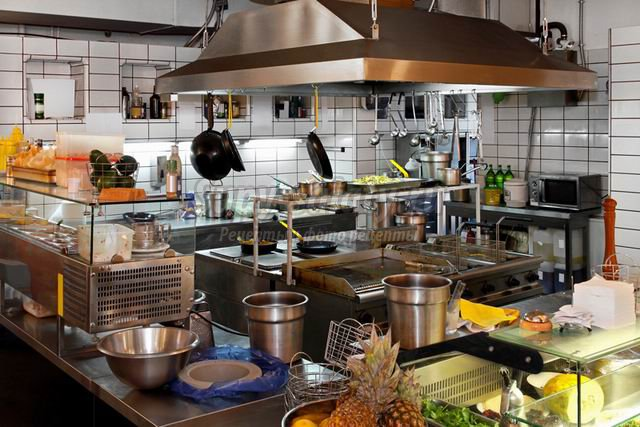 Основные виды ресторанного оборудования